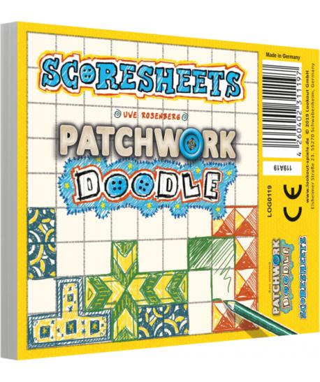 Pozostałe i różne - Patchwork Doodle: Notes punktacji