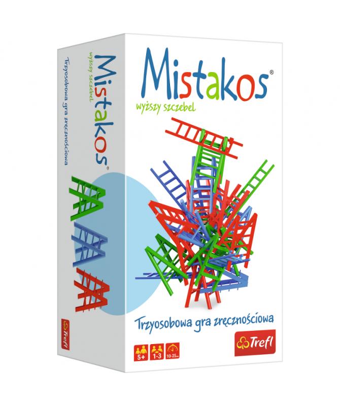 Imprezowe - Mistakos: Wyższy szczebel