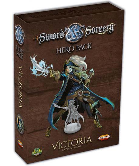 Przedsprzedaż - Sword & Sorcery: Nieśmiertelne dusze - Hero pack - Victoria