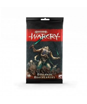 Warcry - Warcry: Ossiarch Bonereapers Card Pack
