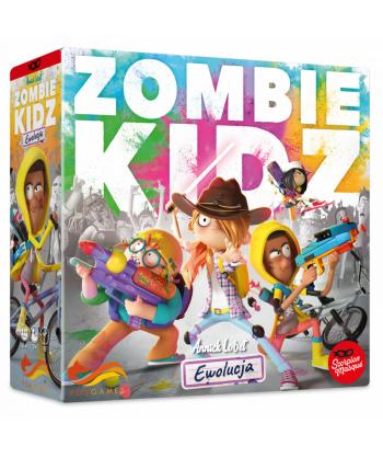 Strona główna - Zombie Kidz: Ewolucja