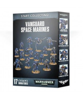 Start Collecting! Vanguard Space Marines Space Marines - 1