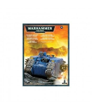 Land Raider Crusader Space Marines - 1