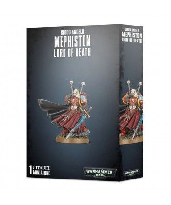 Mephiston, Lord of Death Space Marines - 1