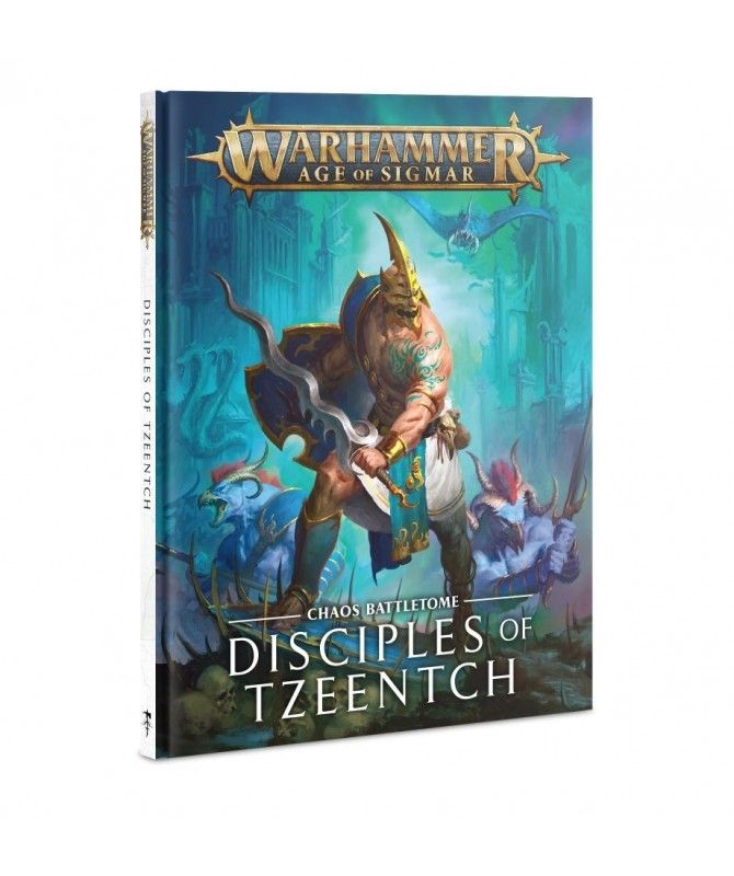 Disciples of Tzeentch - Battletome: Disciples of Tzeentch