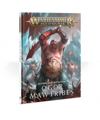 Battletome: Ogor Mawtribes Beastclaw Raiders - 1