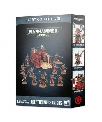 Start Collecting! Adeptus Mechanicus Adeptus Mechanicus - 1