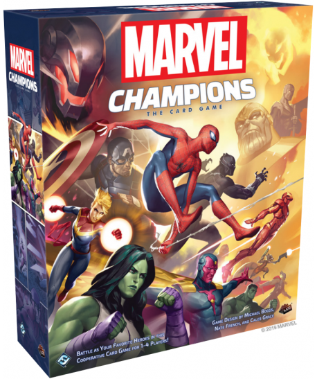 Gry Karciane - Marvel Champions: The Card Game