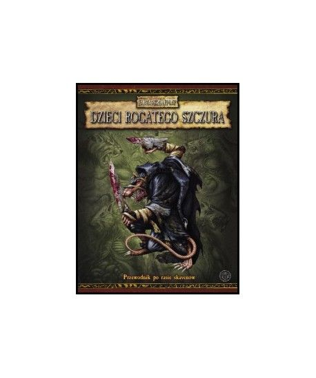 Warhammer Fantasy - Dzieci Rogatego Szczura