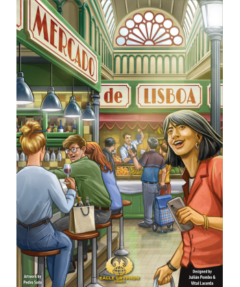 Strona główna - Mercado de Lisboa