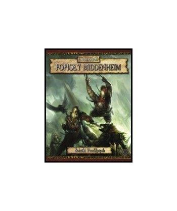 Warhammer Fantasy - Popioły Middenheim - twarda oprawa