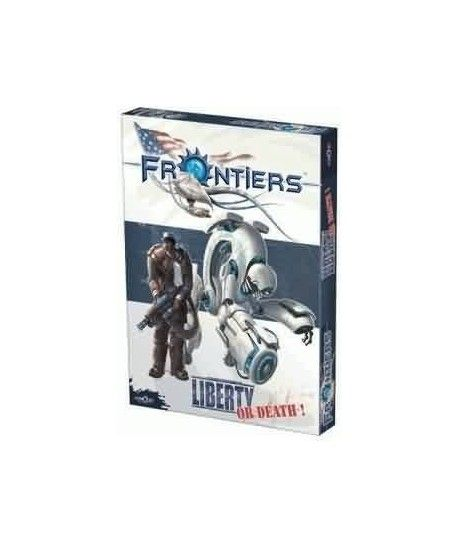 Strategiczne - Frontiers: Liberty or Death