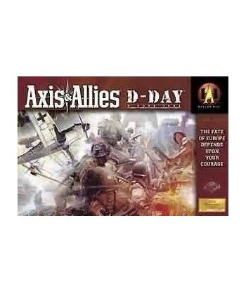 Wojenne - Axis & Allies: D-Day