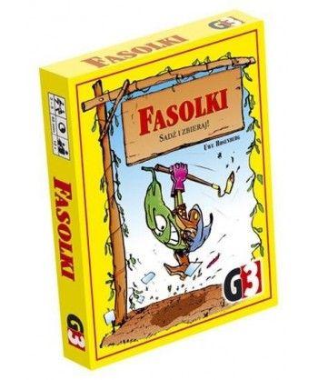 Gry Karciane - Fasolki