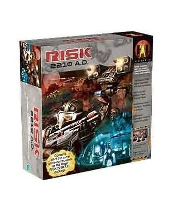 Risk 2210 A. D. Strategiczne - 1