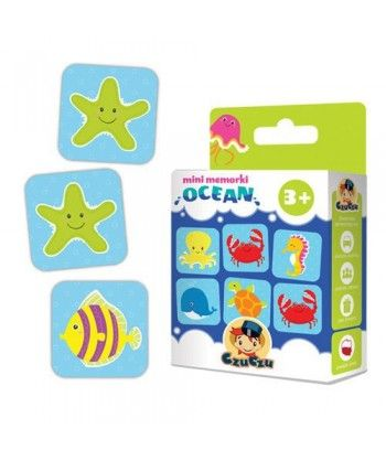 CzuCzu - Mini memorki ocean