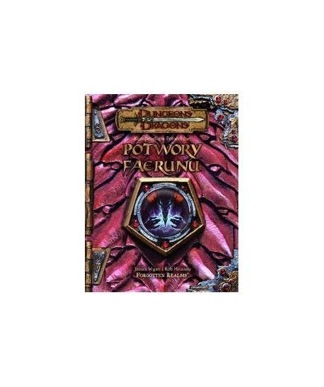 Forgotten Realms - Kompendium Potworów: Potwory Faerunu
