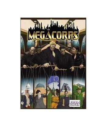 Ekonomiczne - Megacorps